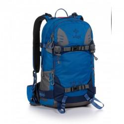 Kilpi Rise-U 30l modrá turistický freeride batoh