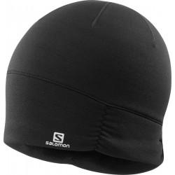 Salomon Elevate Warm Beanie W black C14298 dámská zimní sportovní čepice