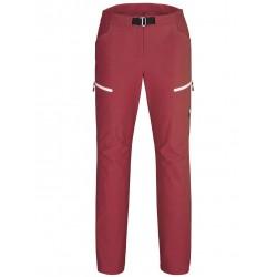 High Point Atom Lady Pants Brick Red dámské softshellové větruvzdorné prodyšné kalhoty