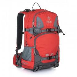 Kilpi Rise-U 30l červená turistický freeride skialpinistický batoh