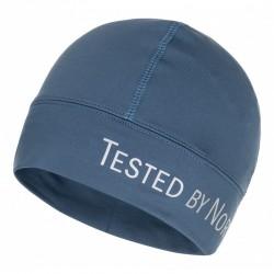 Kilpi Tail-U modrá unisex sportovní funkční zimní běžecká čepice uvnitř s jemným fleecem