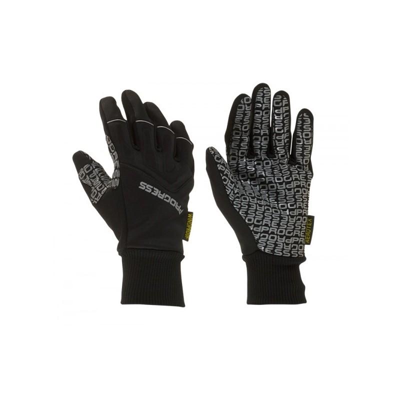 ... černá unisex lyžařské rukavice Aerotex. Progress Snowride Zobrazit  větší. Progress Snowride fe97f41534