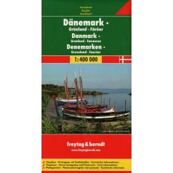 Freytag Dánsko, grónsko, faerské ostrovy