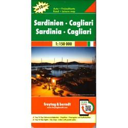 Freytag Sardinie 1:150 000