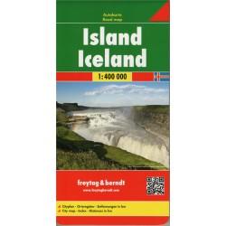 Freytag Island 1:400 000