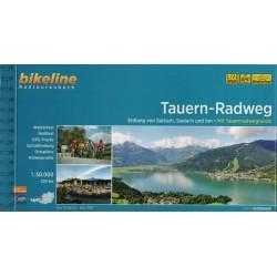 Bikeline Tauernská cyklostezka (Tauern-Radweg) 1:50 000 cykloprůvodce