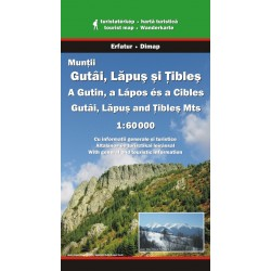 Dimap Muntii Gutai, Lapus, Tibles 1:60 000