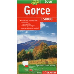 DEMART Gorce 1:50 000