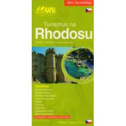 ORAMA Turismus na Rhodosu 1:220 000