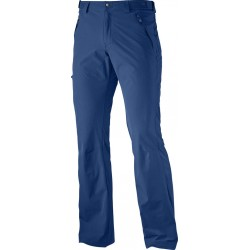 Salomon Wayfarer Pant M midnight blue 363385
