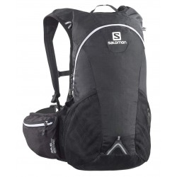 Salomon Trail 20 black/white 359789 běžecký batoh