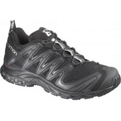 Salomon XA Pro 3D black/dark cloud 356801 pánské prodyšné běžecké boty (1)