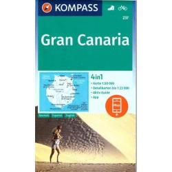 Kompass 237 Gran Canaria 1:50 000