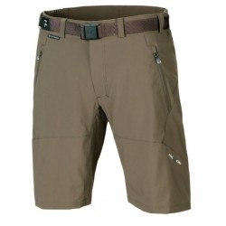 Ferrino Hervey Short Man New hnědá pánské turistické šortky