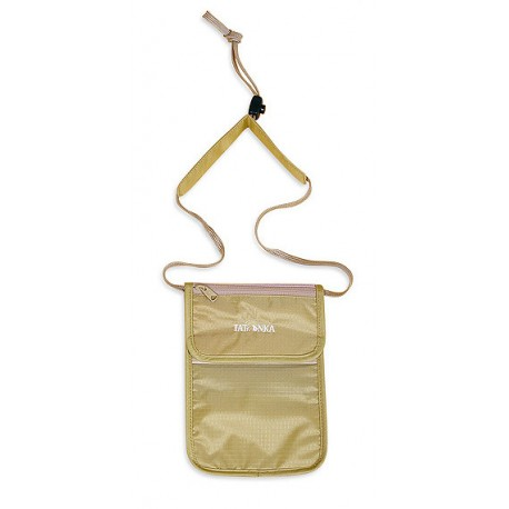 Tatonka Skin Folded Neck Pouch natural
