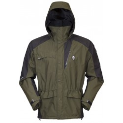 High Point Mania 5.0 Jacket dark khaki/black pánská nepromokavá bunda BlocVent 2L DWR