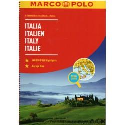 Marco Polo Itálie 1:300 000 autoatlas