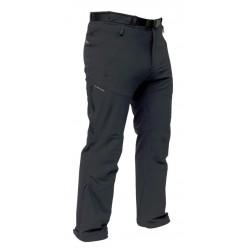 Pinguin Technical černá pánské softshellové kalhoty Airysoft