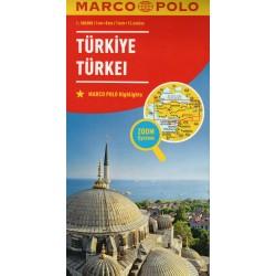 Marco Polo Turecko 1:800 000 automapa