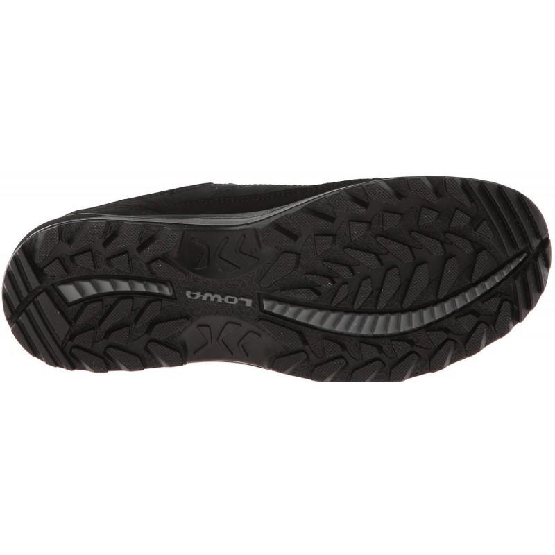 ... pánské nízké nepromokavé kožené boty · Lowa Renegade III GTX LO black  podrážka 5a0a94d628