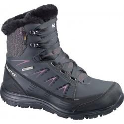 0298aef4e14 Salomon Kainä Mid CS WP W cane 366805 dámské zimní nepromokavé boty
