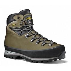 Asolo Trekker GV GTX tundra pánské nepromokavé kožené trekové boty