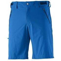 Salomon Wayfarer Short M union blue 372262 pánské lehké softshellové kraťasy