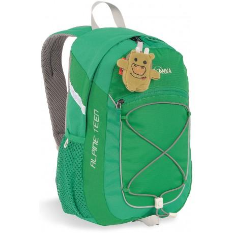 f370e47638 Tatonka Alpine Teen 16 lawn green dětský městský batoh