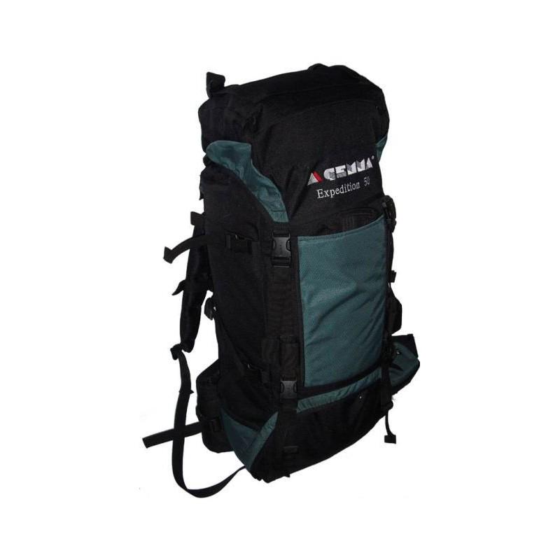 ff4c40fb06d Gemma Expedition 50 Cordura tmavě zelená turistický batoh ...
