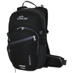 Doldy Zion 20 černá cykloturistický batoh