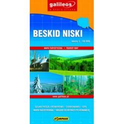 Galileos Beskid Niski 1:50 000