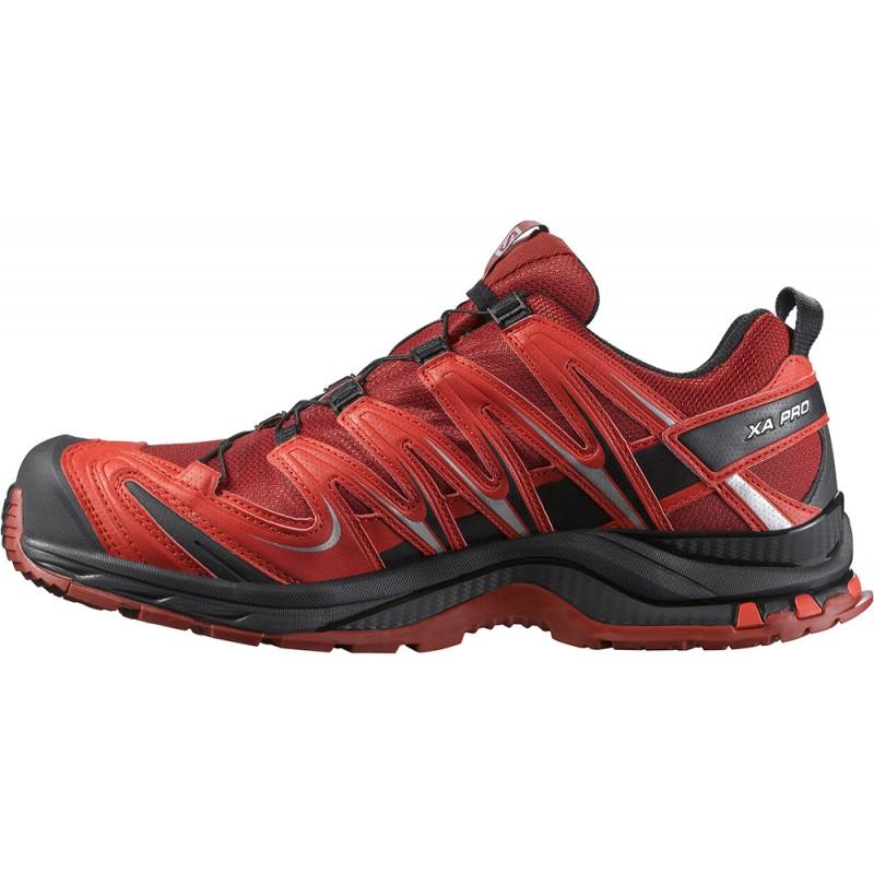 ... Salomon XA Pro 3D GTX flea bright red 375933 pánské nepromokavé běžecké  boty (4 ... 23821dfc201