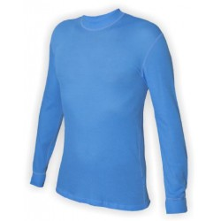 Jitex Joboko 301 TEX modrá dětské triko dlouhý rukáv