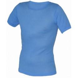 Jitex BoCo Idilo 501 TEX modrá dětské triko krátký rukáv