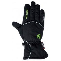 Polednik Frost černá unisex lyžařské rukavice 57dfd89453