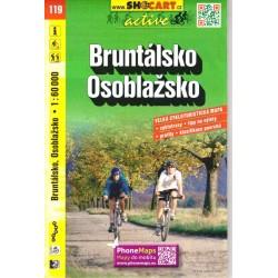 SHOCart 119 Bruntálsko, Osoblažsko 1:60 000
