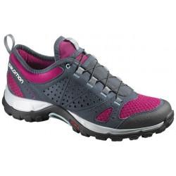 Salomon Ellipse Sport W mystic purple/deep blue 369090 dámské nízké prodyšné boty