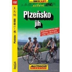 SHOCart 132 Plzeňsko jih 1:60 000