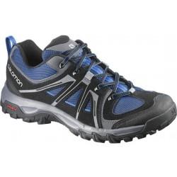 Salomon Evasion Aero deep blue/gentiane 378517 pánské nízké prodyšné boty