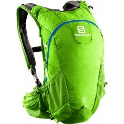 Salomon Agile 2 17 granny green 380029 běžecký batoh