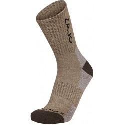 Zajo Mountain Socks Midweight Olive