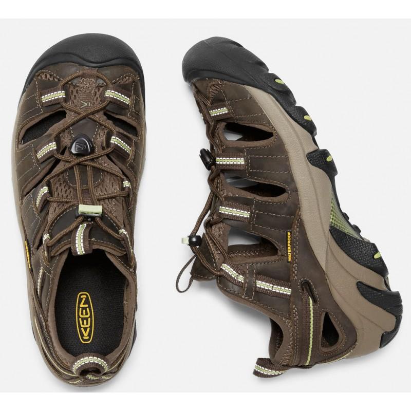 d9e0dbe580e3 ... Keen Arroyo II W chocolate chip dámské kožené outdoorové sandály (2) ...