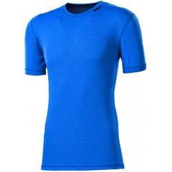 Progress Micro Sense MS NKR středně modrá pánské triko krátký rukáv
