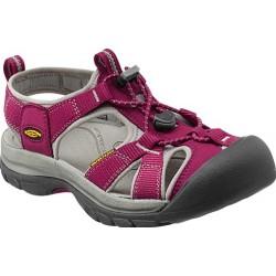 Keen Venice H2 W beet red/neutral gray dámské outdoorové sandály i do vody