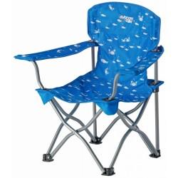 Vango Little Venice Chair modrá dětská kempingová židle