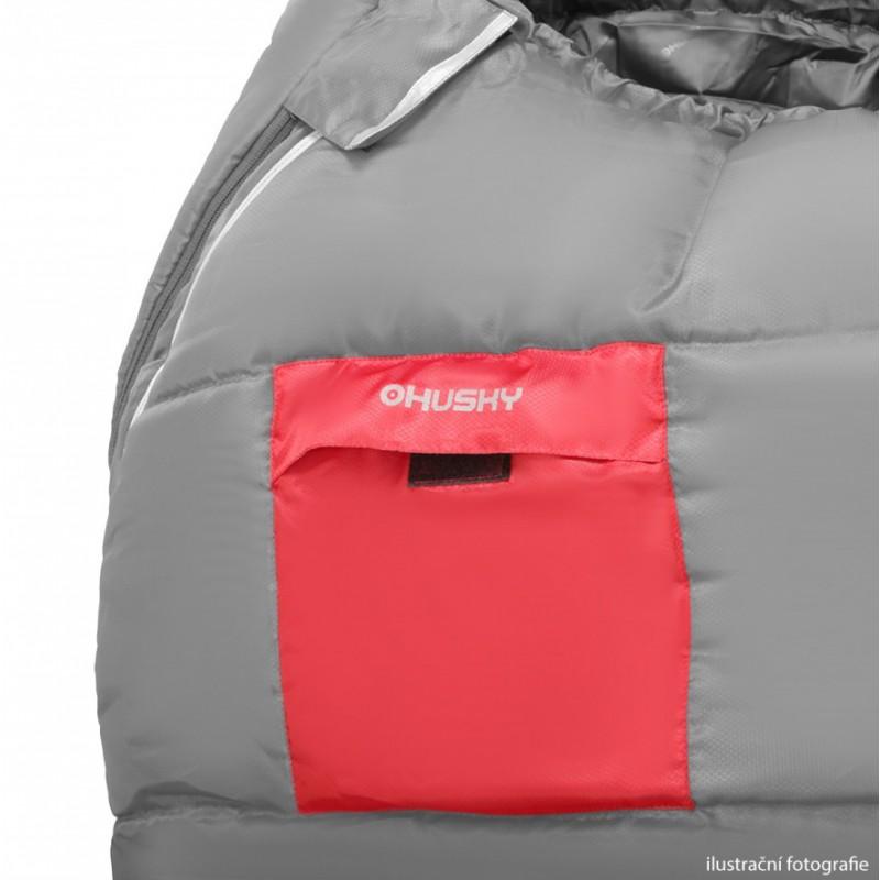 9ac28b87e7 Husky Kids Milen -5°C zelená dětský třísezónní dekový spací pytel ...