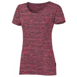Progress Melissa růžový melír dámské triko krátký rukáv