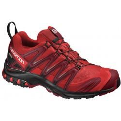 Salomon XA Pro 3D GTX fiery red/black/red d. 393319 pánské nepromokavé běžecké boty
