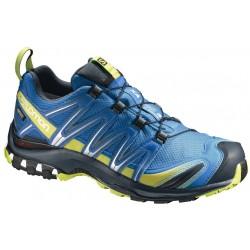 Salomon XA Pro 3D GTX cloisonné/sulphur spring 393321 pánské nepromokavé běžecké boty