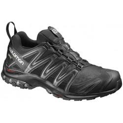 Salomon XA Pro 3D GTX black/magnet 393322 pánské nepromokavé běžecké boty